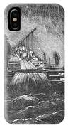 London: Fleet Street Sewer IPhone Case