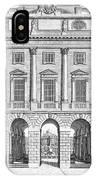London: Royal Academy IPhone Case