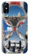 London Scenes IPhone Case