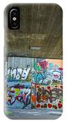 London Skatepark 3 IPhone Case