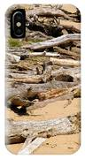Lonely Driftwood IPhone Case