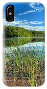 Long Branch Lake Marsh IPhone Case
