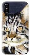 Looking At Me? IPhone Case