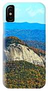 Looking Glass Mountain Blue Ridge Parkway IPhone Case