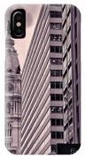 Looking Up In Philadelphia 7 IPhone Case