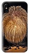 Lopez Island Fireworks 1 IPhone Case