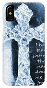 Lord Have Mercy With Lyrics IPhone Case