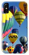 Lots Of Balloons IPhone Case