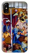Louis Armstrong Airport IPhone Case