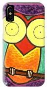 Love Owlways Too IPhone Case