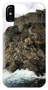 Lovrijenac Tower In Dubrovnik IPhone Case