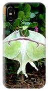 Luna Moths' Afternoon Delight IPhone Case