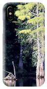 Lunker Lake IPhone Case