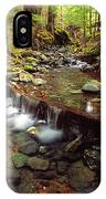 Lupin Creek, Strathcona Provincial IPhone Case