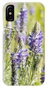 Lupine 2 IPhone Case