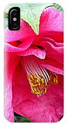 Luscious Pink Hdr IPhone Case