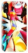 M-m-m My Stilettos IPhone Case