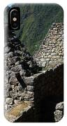 Machu Picchu Peru 8 IPhone Case