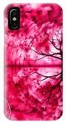 Magenta IPhone Case