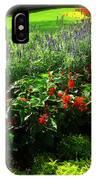 Magic Kingdom Garden IPhone Case