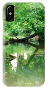 Magic Pond IPhone Case