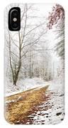 Magic Trail IPhone Case