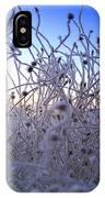 Magic Winter Morning IPhone Case