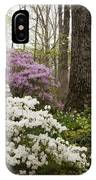 Magical Azaleas At Callaway Botanical Gardens IPhone Case