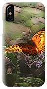 Magical Places For Butterflies IPhone Case