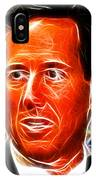 Magical Rick Santorum IPhone Case