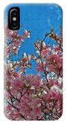 Magnolia 1 IPhone Case