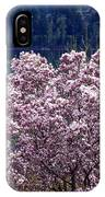 Magnolia By The Lake IPhone Case