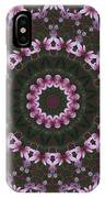 Magnolia  Diva Abstract IPhone Case