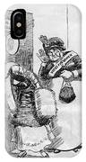 Maine: Womens Suffrage IPhone Case