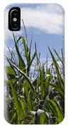 Maize Crop IPhone Case