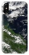 Manam Island, Papua New Guinea IPhone Case