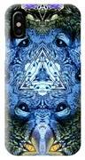 Mandala Animal Wisdom IPhone Case