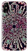 Mandala Fluid Emotions IPhone Case