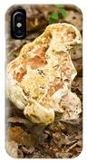 Mangled Fungus With Problems IPhone Case