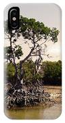 Mangroves In The Everglades IPhone Case