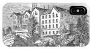 Manhattan College, 1868 IPhone Case