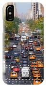 Manhattan Street IPhone Case