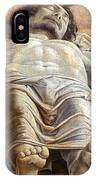 Mantegna: The Dead Christ IPhone Case