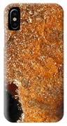 Maple Leaf Frosted IPhone Case