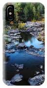 Marble Creek 2 IPhone Case