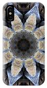 Marbled Mandala - Abstract Art IPhone Case