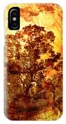 Marbled Tree IPhone Case