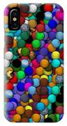 Marbles..or...gumballs IPhone Case