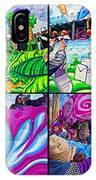 Mardi Gras Fun IPhone Case