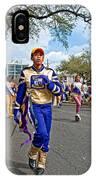 Mardi Gras Struttin' IPhone Case